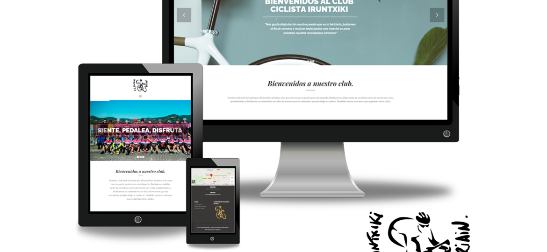 Web-club-ciclista-iruntxiki